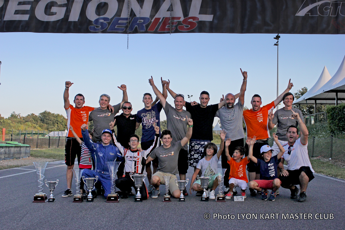 Team Action Karting - Driver Kart Academy